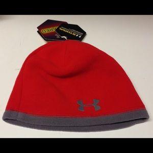 NEW Under Armour STORM Fleece Hat w/Infrared Heat
